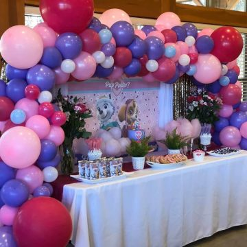 AMEE Event Planning Balloon Decor3